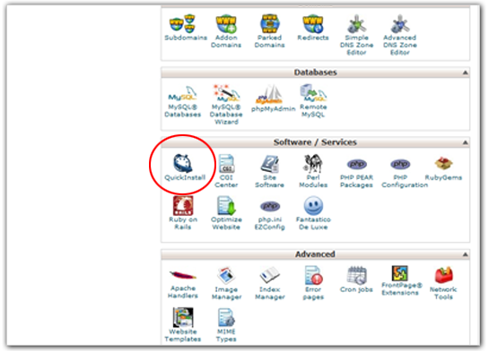 hosting cpanel rapid